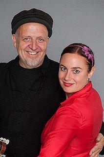 Sabine Fischmann und Ali Neander